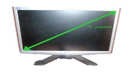 Screen Size and Resolution of LCD