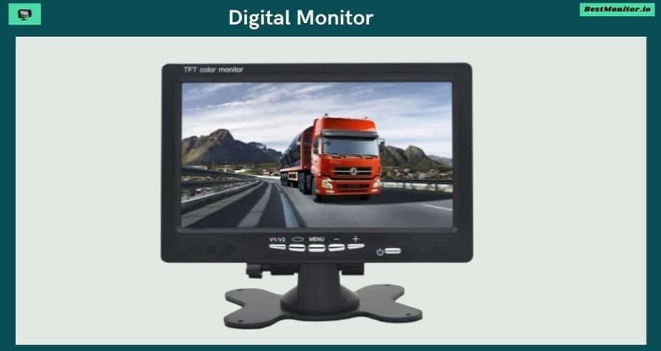 What Is Digital Monitor