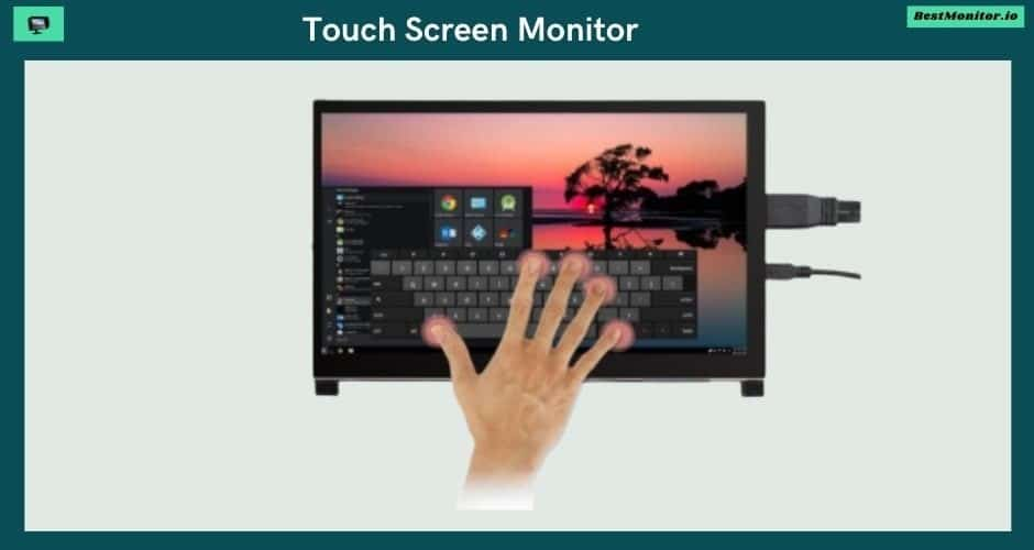 What Is Touch Screen Monitor