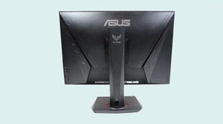 Asus TUF Gaming VG279QM design