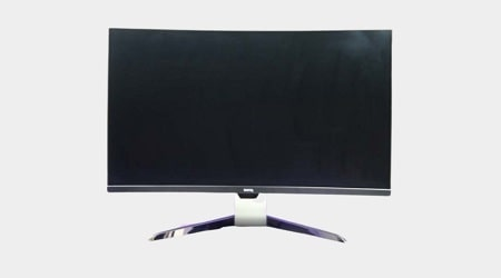 BenQ EX3203R is an impressive monitor with a 32-inch curved panel