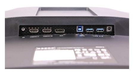 Connectivity of Gigabyte G32QC