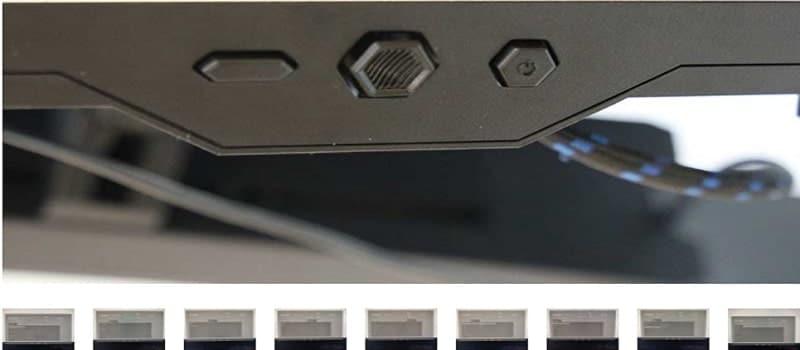 OSD Panel  OF ViewSonic Elite XG270QG