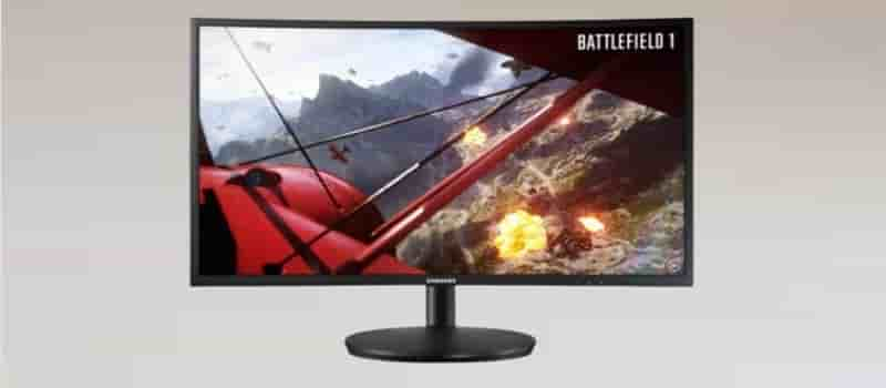 VA panel monitor
