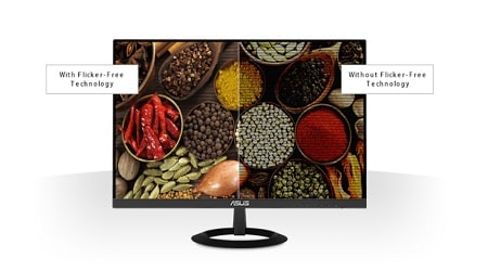 Flicker-free Technology of Asus VZ279HE