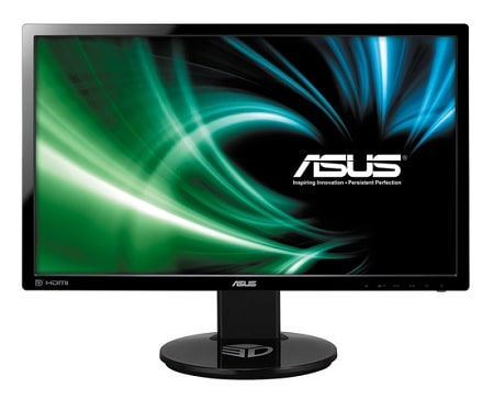 Image quality of ASUS VG248QE Monitor